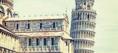 Travel to Pisa in Italy