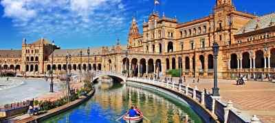 Madrid, Seville & Barcelona