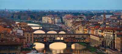 Travel to Florence in Italy