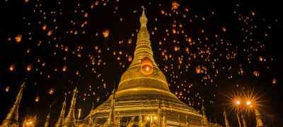 Myanmar's Marvelous Temples