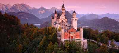 The Castles of Germany