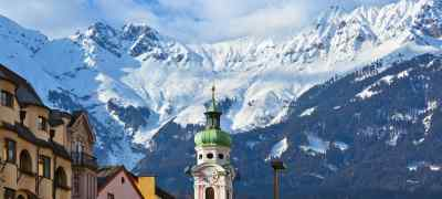Austria Classic: Vienna, Salzburg & Innsbruck by Rail
