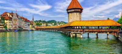 Travel Guide to Lucerne, Switzerland