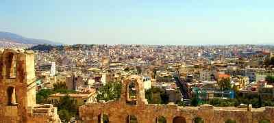 Athens, Paros & Ios