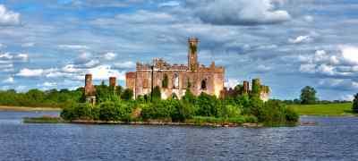 Irish Castles Experience Upgrade