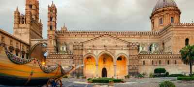 Travel to Palermo in Italy