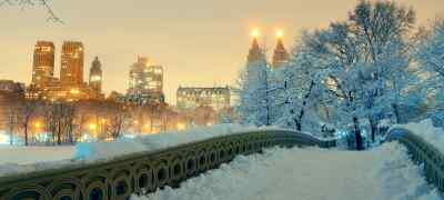Walking in a Winter Wonderland: Snowy Landscapes of Your Favorite Cities
