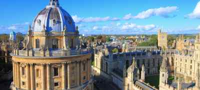 Travel Guide to Oxford, England