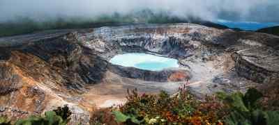 Costa Rica: Volcanoes, Mangroves & Beaches