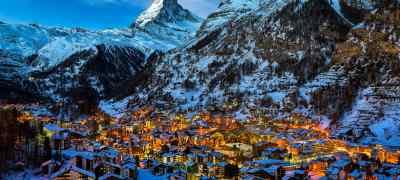 5 Reasons to Visit Zermatt, Switzerland