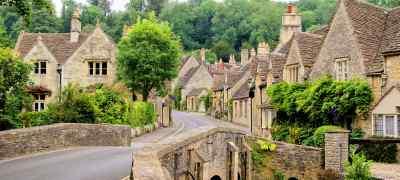 Elegant England & Downton Abbey