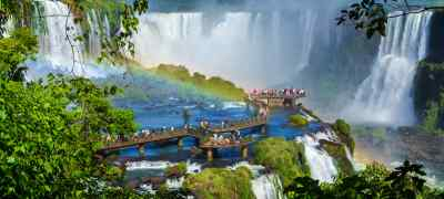 Rio de Janeiro, Iguassu Falls & Buenos Aires