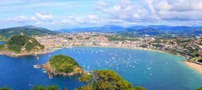 Travel to San Sebastian in Spain
