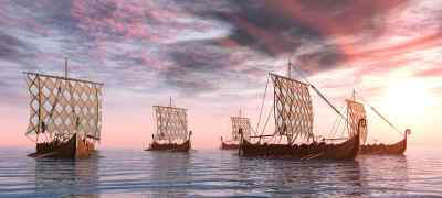 10 Surprising Facts about Vikings