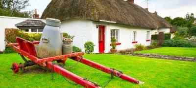 Luxury Irish Villa Vacation from Shannon Airport