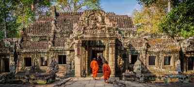 Angkor Wat & Beyond: Exploring Cambodia's Majestic Angkor Complex