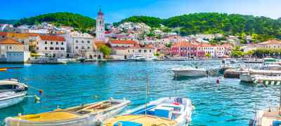 Cruise the Croatian Coast