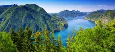 The Italian Lakes & Swiss Alps Explorer
