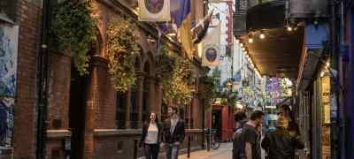 Dublin and London Experience