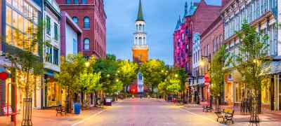 Travel Guide to Burlington & Stowe, Vermont