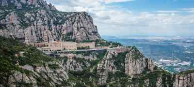 Travel to Montserrat in Spain