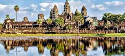 Cambodia: Siem Reap & Phnom Penh