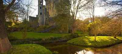Luxury Irish Villa Vacation