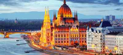 Prague, Vienna, Budapest Escorted Tour