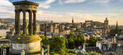 A First-Timer's Guide to Edinburgh