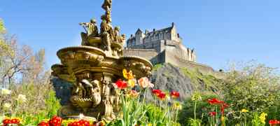 Scottish Castles & Manor Houses Experience