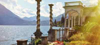 Lake Como, Florence & Rome