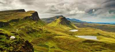 Ireland and Scotland B&B Experience