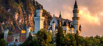 Dreamlike Sights in Central Europe