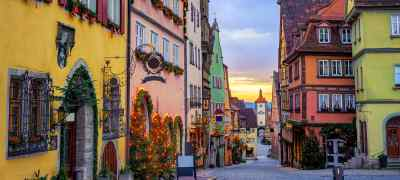 Germany's Christmas Markets & Castles