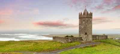 Ireland's Popular Cities & Top Attractions + Northwest Extension