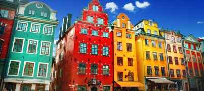 Copenhagen & Stockholm by Rail