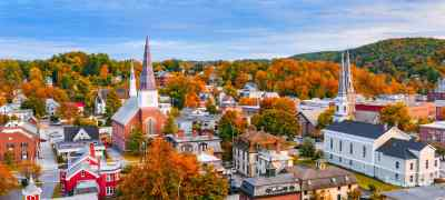 Road Trip: Burlington & Stowe, Vermont