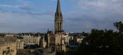 Travel to Caen in France