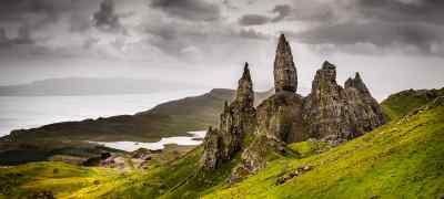 Edinburgh, Isle of Skye & Glasgow