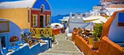 Greek Highlights: Athens, Mykonos and Santorini