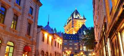 Montreal & Quebec by Rail
