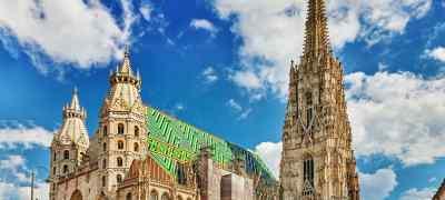 Travel to Vienna, Austria