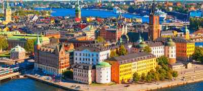 Travel to Stockholm in Sweden