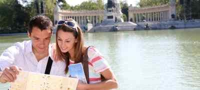 Madrid City Explorer