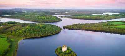 Popular Counties of Ireland + 5-star Resort