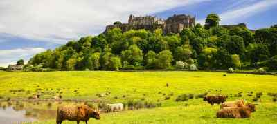 Scotland Castle and B&B Experience