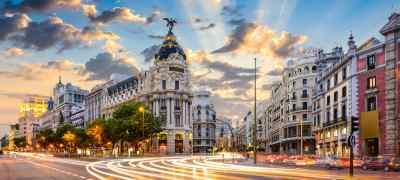 Experience Madrid & Lisbon