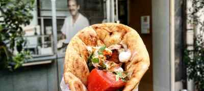 Where To Find The Best Gyros In Athens