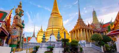 Top Destinations in Thailand