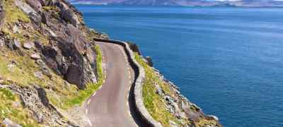 Best Scenic Driving Routes in Ireland